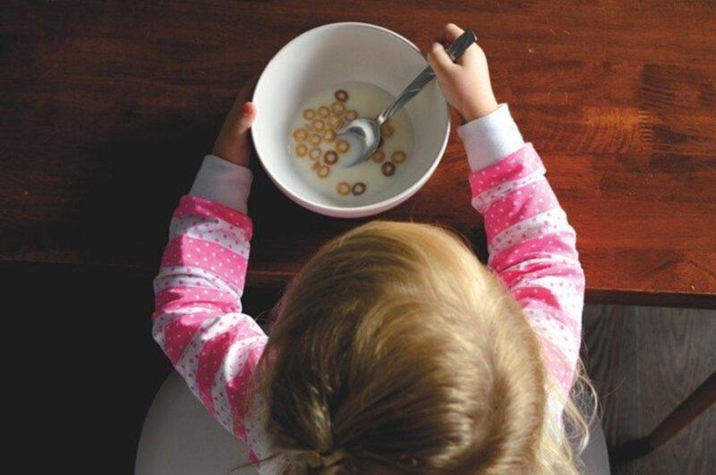 jadłospis rocznego dziecka